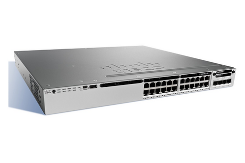 Switch Cisco WS-C3850-24P-S-BR