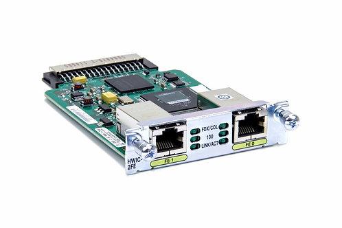 Módulo Cisco HWIC-2FE=