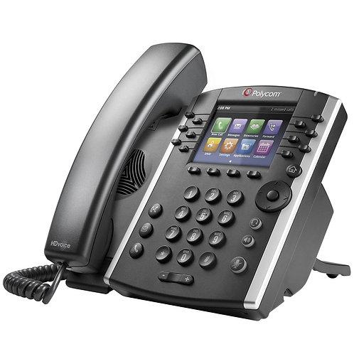 Telefonia Polycom VVX 401 Skype for Business Edition 2200-48400-019