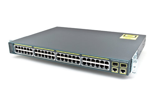 Switch Cisco WS-C2960+48PST-L