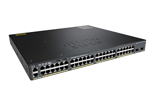 Switch Cisco WS-C2960X-48FPS-L