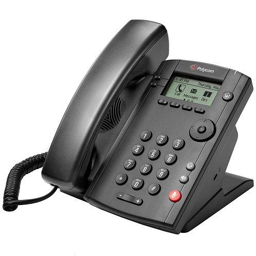 Telefonia Polycom VVX 201 Skype for Business Edition 2200-40450-019
