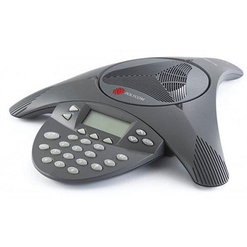 Audioconferência Polycom SoundStation 2 2200-16000-212