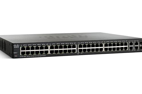 Switch Cisco SF350-48P-K9-NA