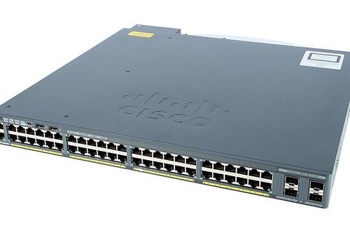 Switch Cisco WS-C2960XR-48LPD-I
