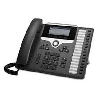 Telefone Cisco CP-7861-K9=