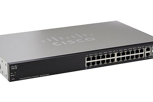Switch Cisco SF350-24P-K9-NA