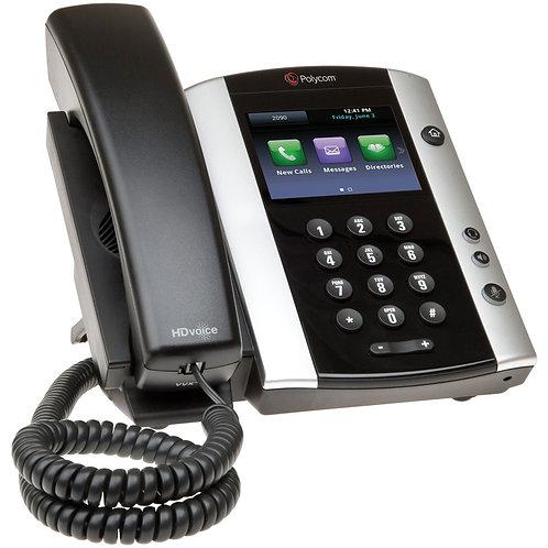 Telefone Polycom VVX501 2200-48500-019