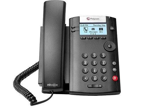 Telefonia Polycom VVX201 2200-40450-025