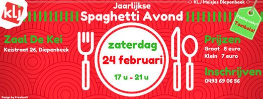 Facebookbanner spaghettiavond