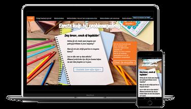 Website schoolproject