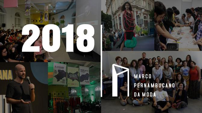 Marco Pernambucano da Moda - Retrospectiva 2018