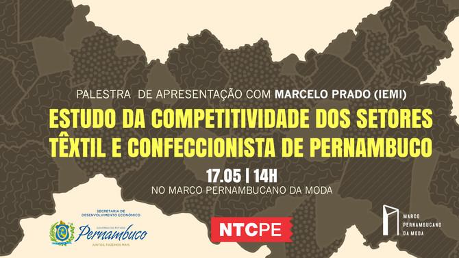 Diretor do IEMI vem ao Recife apresentar pesquisa que confirma consolidação do setores T&C de Pe