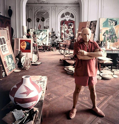 'Colors of Feelings' with Picasso