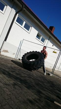 Reifen werfen6
