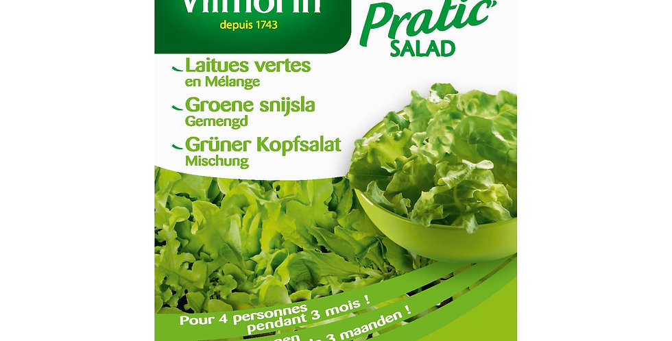 Groene snijsla gemengd (Pratic salad)