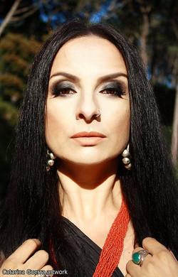 Photo by Catarina Guerra_Make-Up_ Tatiana Bonança