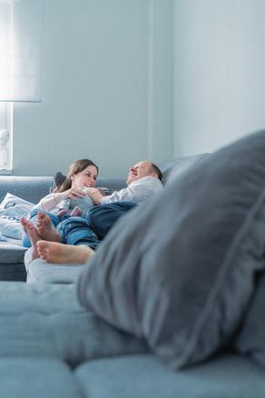 Neugeborenenfotografie Montabaur Leon (1