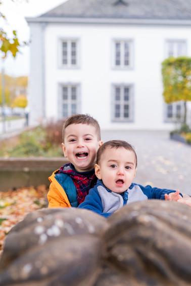 Gohar Familienshooting Schloss Koblenz (