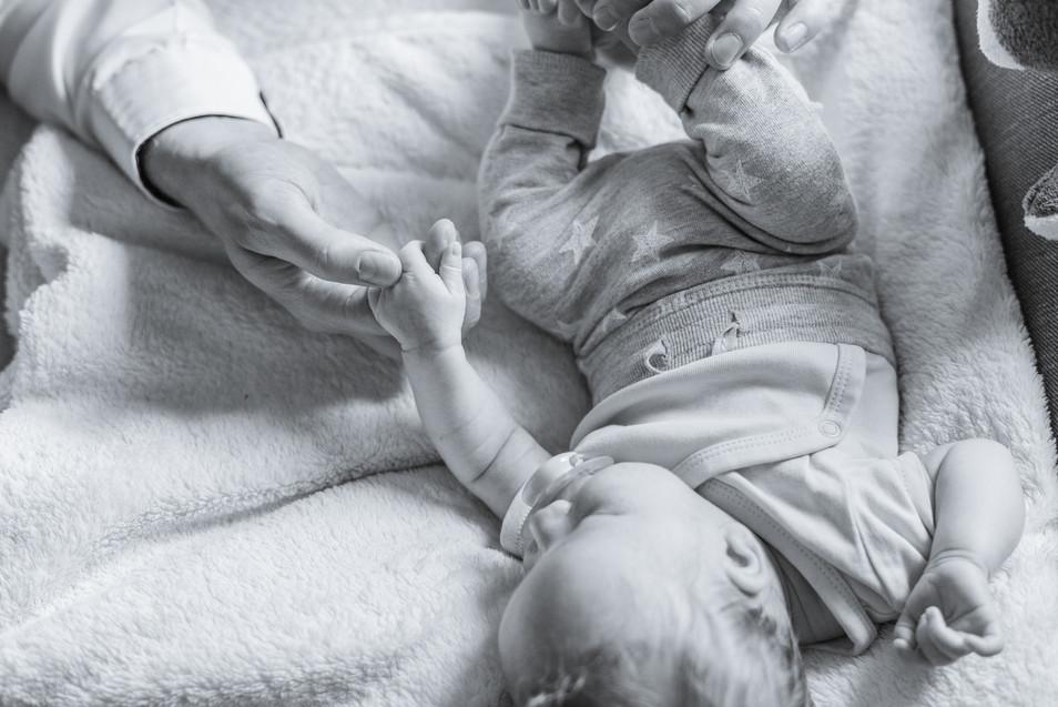 Neugeborenenfotografie Montabaur Leon (6