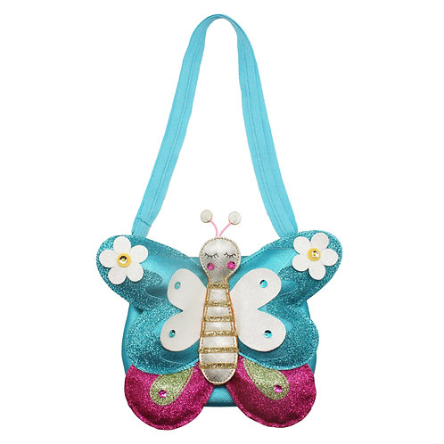 Pretty Butterfly Sling Bag