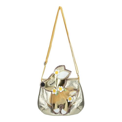 Little Gold Deer Shoulder Bag