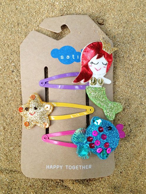 Mermaid & The Gang Hair Clip