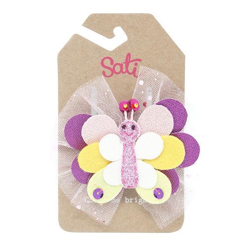 Sweet Butterfly Hair Clip