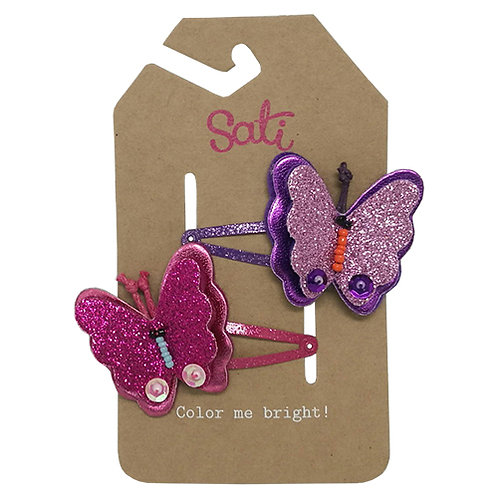 Celebrate Butterfly Hair Clip