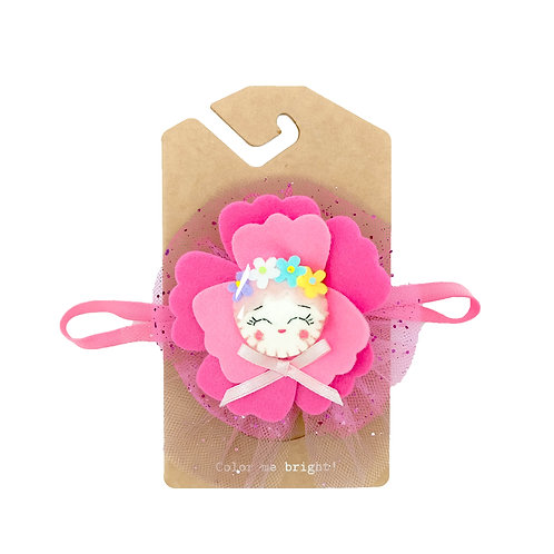 Miracle Girl Headband (Size 3 to 36 months)