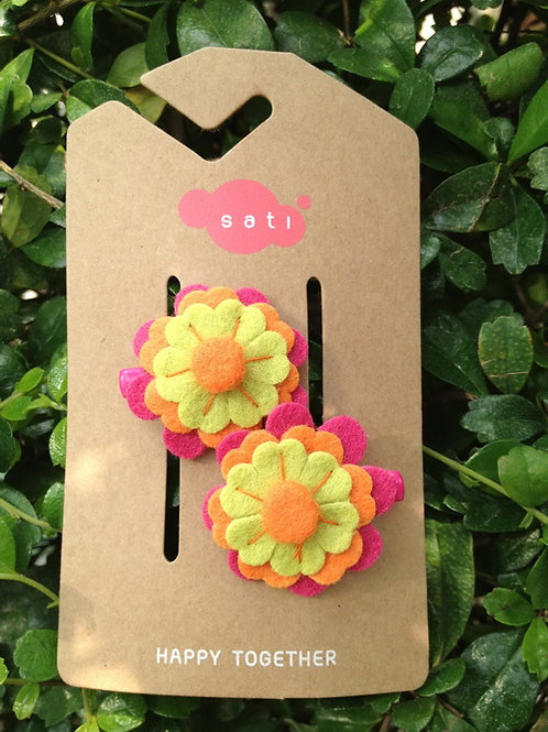 Little Flower Hair Clip