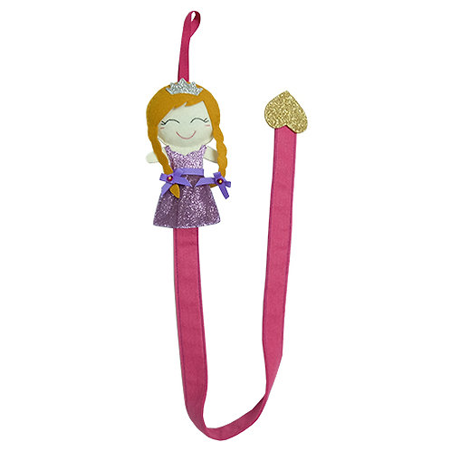 Arctic Princess Anne Hair Clip Holder