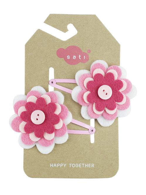 Flower ( Pink/White )