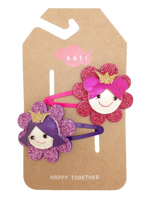 Princess Smile Hair Clip