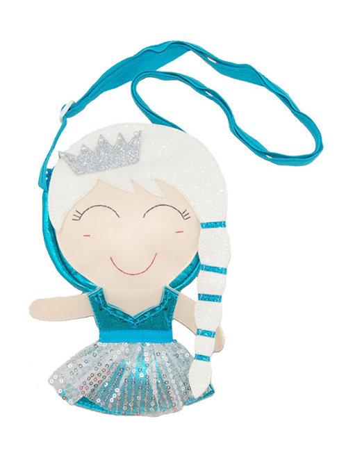 Arctic Princess Belle Shoulder Bag