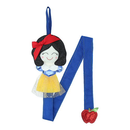 Apple Fairy Hair Clip Holder