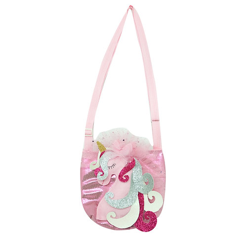 Pink Unicorn Bag