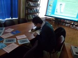 На презентации в Новосибирске