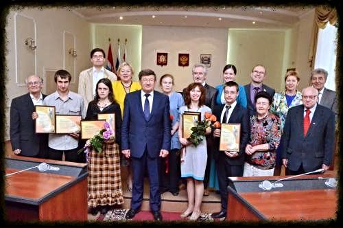Премия им. Ф.М.Достоевского 2015