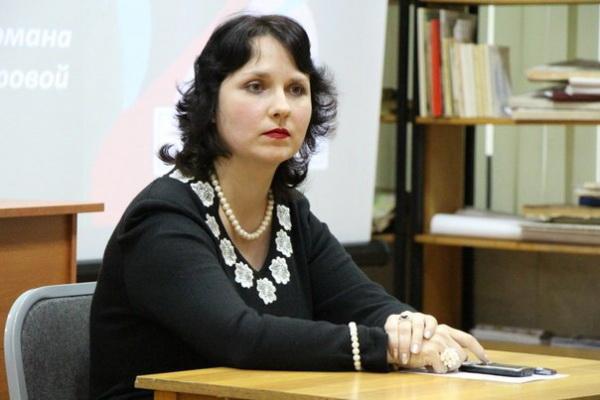 Наталья Елизарова