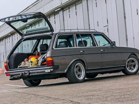 MB W123 dieselek néhány fontos adata - Lóribá