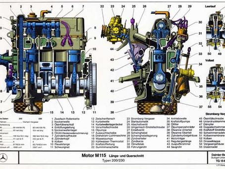 A Stromberg karburátor - Zo