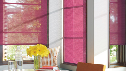Keeping Cool with Hunter Douglas Window Treatments