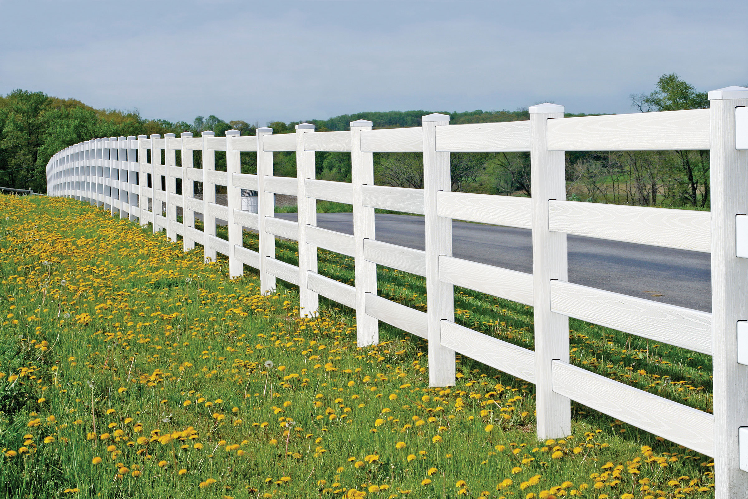 vinyl horse fence vinyl privacy fence