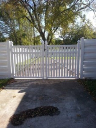 Semi-Privacy Gates