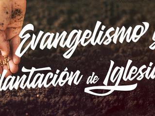 EVANGELISMO Y PLANTACIÓN DE IGLESIAS - NOTICIAS - FEBRERO 2021