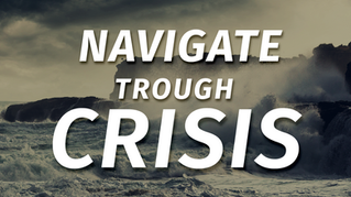 NAVIGATING THE CRISIS - MAY 2020 NEWSLETTER