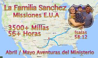 Abril / Mayo Carta Noticiera - Dios está llevando aministros hispanos a América rural.