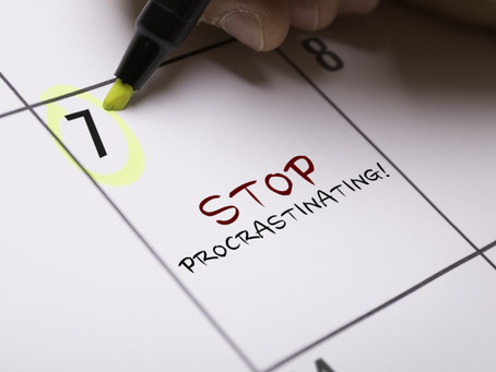 The Real Reasons You're Procrastinating – and How to Get Moving!