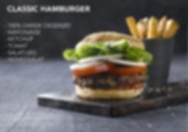 Sous Vide hakkebøf til classic hamburger af 100% dansk oksekød fra Himmerland